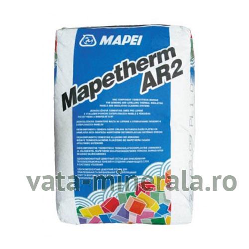 Adeziv vata minerala si polistiren MAPEI MAPETHERM AR2