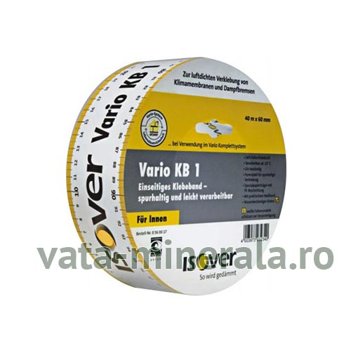 Banda adeziva ISOVER VARIO KB1