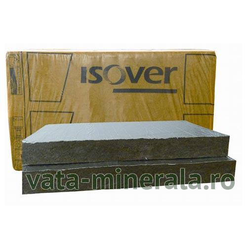 Vata minerala bazaltica ISOVER PLE ALUMINIU 50