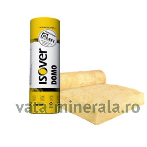 Vata minerala de sticla ISOVER DOMO TWIN 5/10