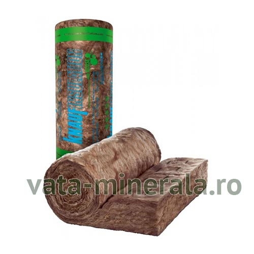 Vata minerala de sticla KNAUF CLASSIC 044 9/18